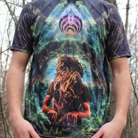 Into the Vortex Sublimation T-Shirt