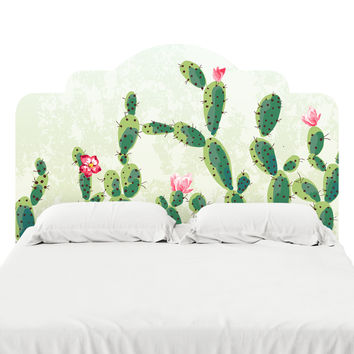 From the Desert Headboard Decal