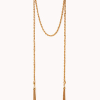 Must-Have Lariat Necklace
