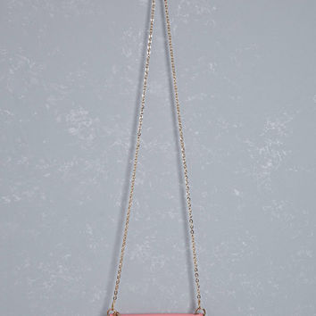 Faux Patent Leather Crossbody