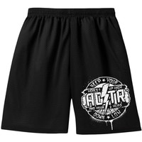 A Day To Remember Men's  Hopes Up High Gym Shorts Black