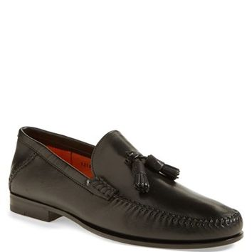 Men's Santoni 'Warner' Tassel Loafer