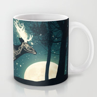 The Forest of the Lost Souls Mug by Paula Belle Flores