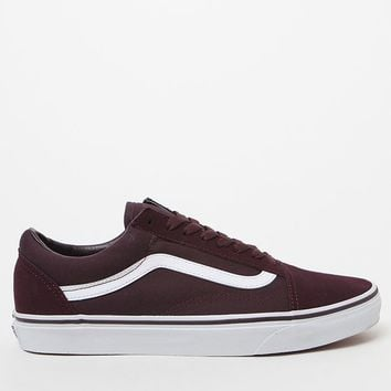 Vans Women's Old Skool Suede/Canvas Sneakers at PacSun.com