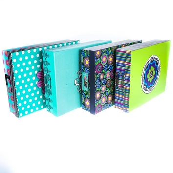 Document Box - Assorted Designs - CASE OF 48