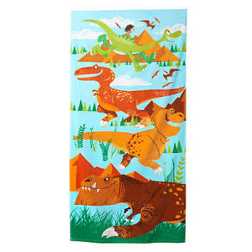 Disney's The Good Dinosaur Beach Towel by Jumping Beans®
