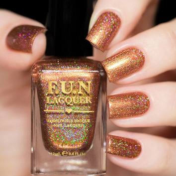 FUN Lacquer Triumph Nail Polish (Sveta Sanders Collection)
