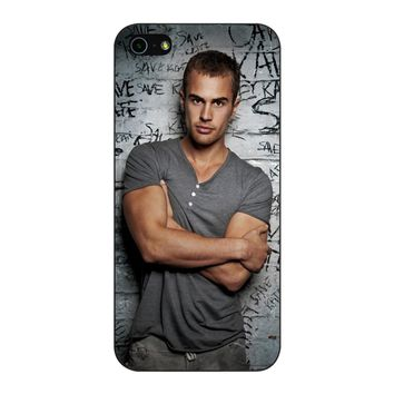 Theo James Arms Span iPhone 5/5S/SE Case