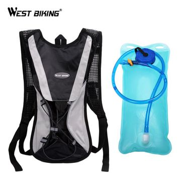 West Biking Hydration Backpack with 2-2.5L Water Bladder