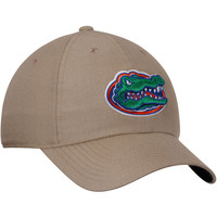 Men's Nike Khaki Florida Gators Heritage 86 Performance Adjustable Hat