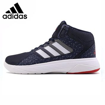 Original New Arrival 2017 Adidas CLOUDFOAM INCENTIVE MID Men's Basketball Shoes Sneak