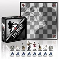 Elvis Collector's Chess Set