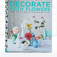Decorate with Flowers Book - Urban Outfitters