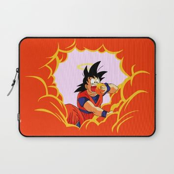 Delicious Clouds Laptop Sleeve by TxzDesign