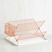 Dry and Mighty Dish Rack