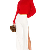 Lovers + Friends x REVOLVE Union Sweater in Red | REVOLVE