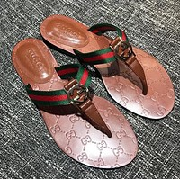 shosouvenir GUCCI Fashion Women Men Leisure Slippers