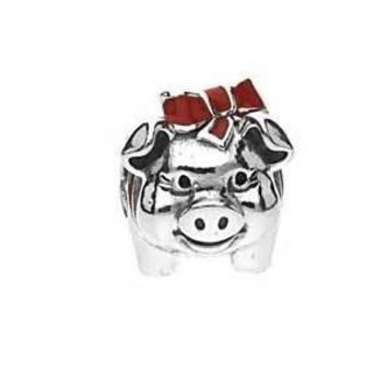 Pandora Charms Lucky Pig Charm Bead Authentic Pandora