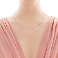 Luxury Jewellery, Gifts & Accessories Since 1837. - Sterling Silver Chain