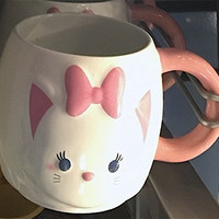 Disney Parks Marie the Cat Tsum Tsum Ceramic Mug NEW Aristocats Kitten