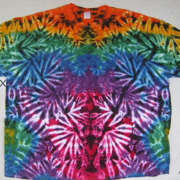 how to make scrunch tie dye