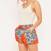 Minkpink Under Your Spell Floral Shorts - Urban Outfitters