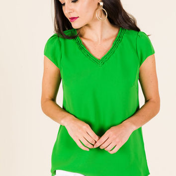 Lime Light Top
