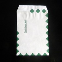 First Class Border Bulk Tyvek Envelopes 9 X 12 500/lot 11lb