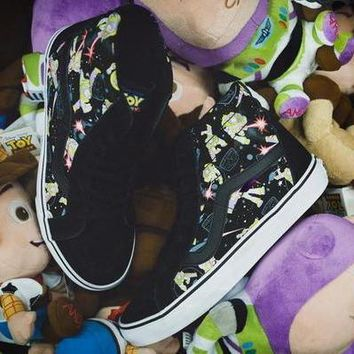 Vans x Disney High-Top Flats Sneakers Sport Shoes Day-First™