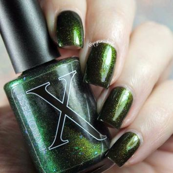 Event Horizon - Black Jelly with Pegasus Pee and Gold Flakies