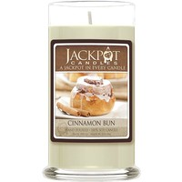Jackpot Candles Cinnamon Bun Jewelry Candle