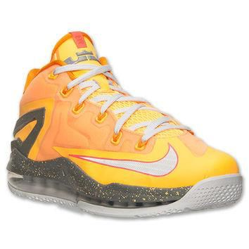 Men's Nike LeBron XI Low Basketball Shoes