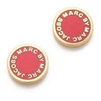 Marc by Marc Jacobs Classic Marc Studs | SHOPBOP