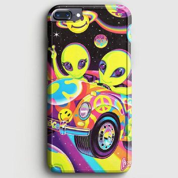 Lisa Frank Neon Tiger And Monkey 90S iPhone 7 Plus Case