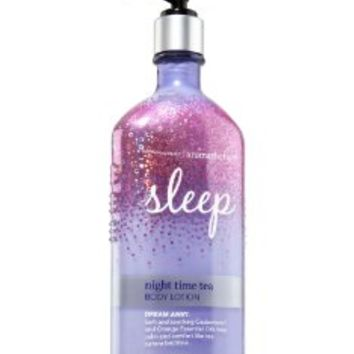 Bath and Body Works Sleep Night Time Tea Dream Away 6.5 Oz Body Lotion Aromatherapy