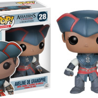 Assassin's Creed - Assassin's Creed 3 - Aveline Pop! Vinyl Figure