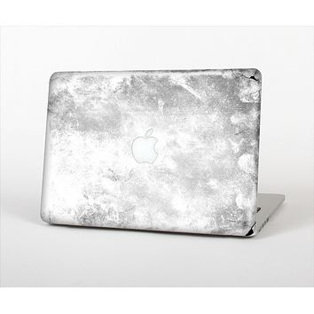 The White Cracked Rock Surface Skin Set for the Apple MacBook Air 11""