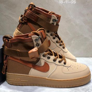 NIKE Special Forces Air Force 1 SF Fashion casual high-top shoes-1