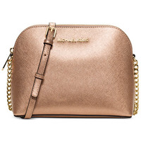 MICHAEL Michael Kors Cindy Large Dome Crossbody | macys.com