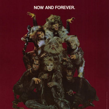Cats 11x17 Broadway Show Poster (1982)