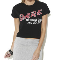 D.A.R.E Tee  | Shop Just Arrived at Wet Seal