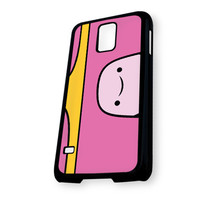 adventure time princess bubblegum face Samsung Galaxy S5 Case