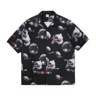 Astronaut in Space All Over Print Shirt