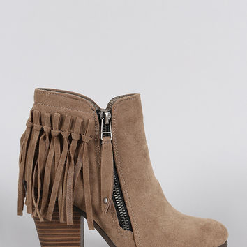 Best Tan Fringe Boots Products on Wanelo