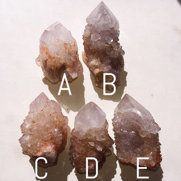 Natural Spirit Quartz Specimens - Wholesale 3