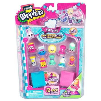 Shopkins™ Season 6 Chef Club 12pk - Styles May Vary