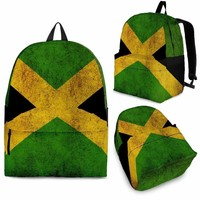 Jamaican Backpack