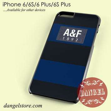 dark blue abercrombie and fitch Phone case for iPhone 6/6s/6 Plus/6S plus