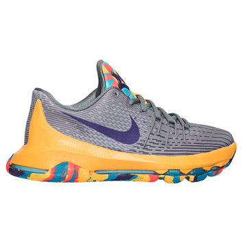 Boys  Grade School Nike KD 8 Basketball from Finish Line  00c78985a150