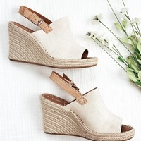TOMS Monica Wedge - Natural